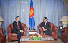 New ambassador of Japan to ASEAN assumes office; pledges to strengthen ASEAN-Japan relations