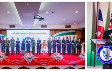 ASEAN launches center of military medicine