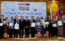 ASEAN companies awarded for providing safe and healthy workplaces